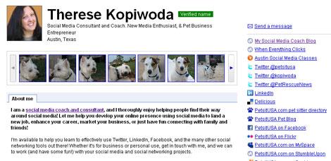 Google Profiles help build your online presence