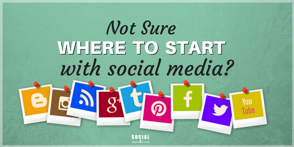 Not sure where to start with social media?