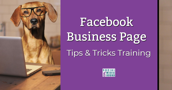 Facebook Business Page Training